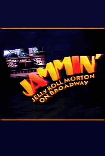 Poster of Jammin': Jelly Roll Morton on Broadway