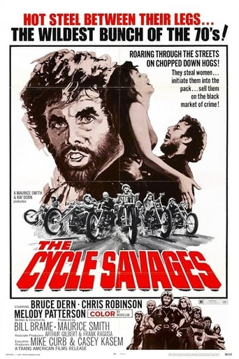 Poster of The Cycle Savages