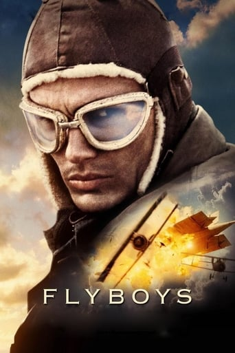 Poster of Flyboys: Héroes del aire