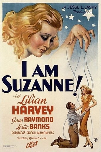 Poster of I Am Suzanne!