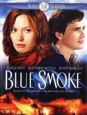 Poster of Nora Roberts' Blue Smoke