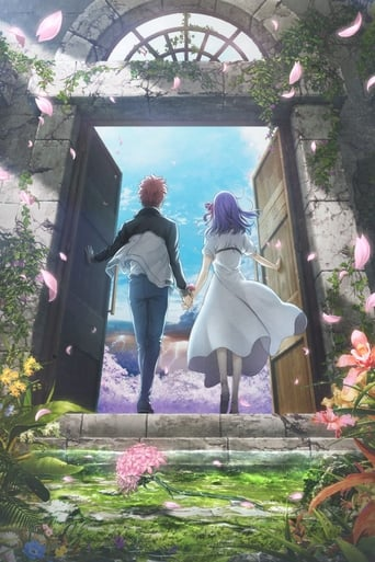 Poster of Fate/Stay Night: Heaven's Feel III. Spring Song