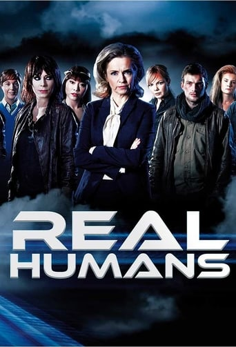 Poster of Real Humans