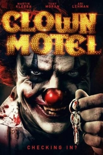 Clown Motel: Spirits Arise Poster
