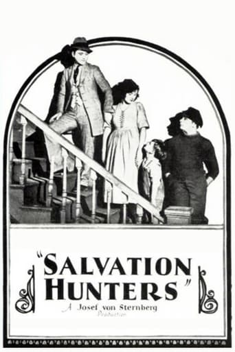 Poster of The Salvation Hunters