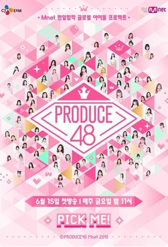 Poster of Produce 48
