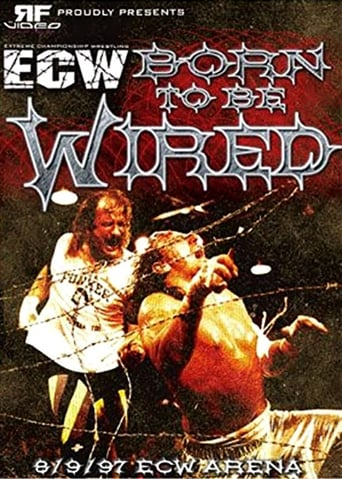 Poster of ECW Born To Be Wired