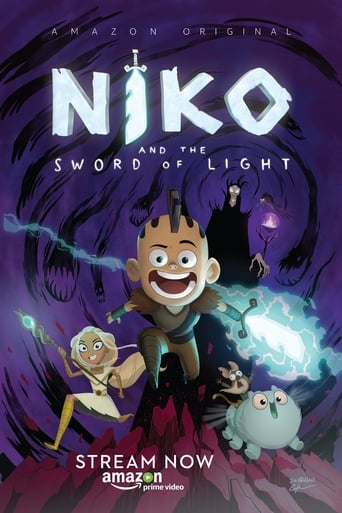 Poster of Niko and the Sword of Light