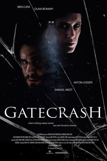 Poster Gatecrash