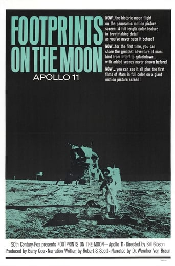 Poster of Footprints On The Moon