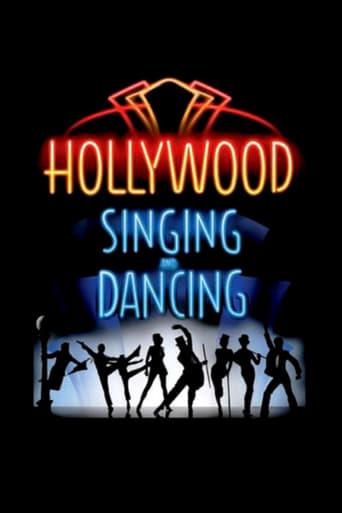 Poster of Hollywood Singing and Dancing: A Musical History