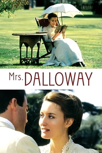 Poster of Mrs. Dalloway
