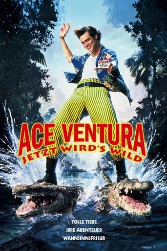 Ace Ventura - Jetzt wird's wild - Krimi / 1995 / ab 12 Jahre