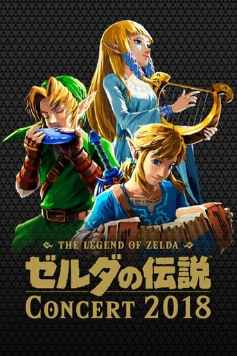 Poster of The Legend of Zelda Concert 2018