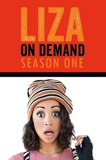 Liza on Demand 1ª Temporada - Poster