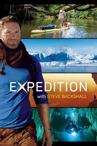 Expedition am Limit mit Steve Backshall