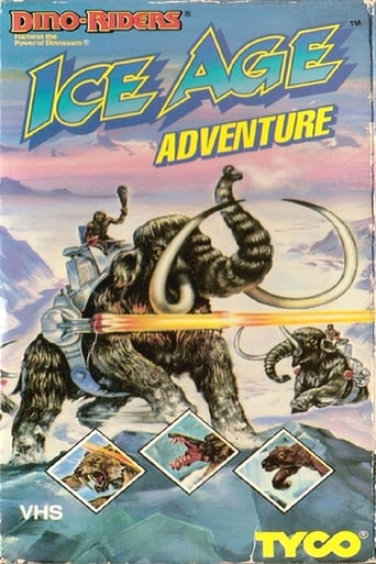 Dino-Riders in the Ice Age