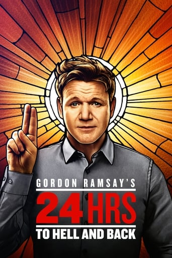 Poster of Gordon Ramsay's 24 Hours to Hell and Back