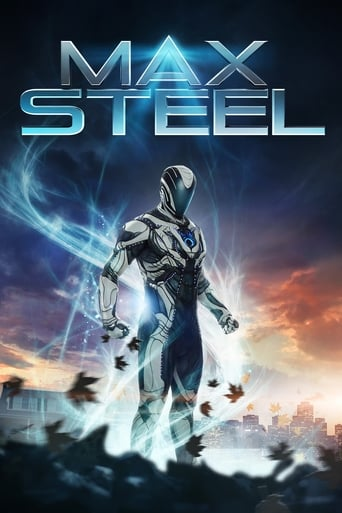 Poster of Max Steel