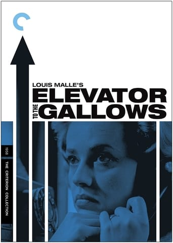 Poster Elevator to the Gallows