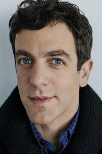 Image of B. J. Novak