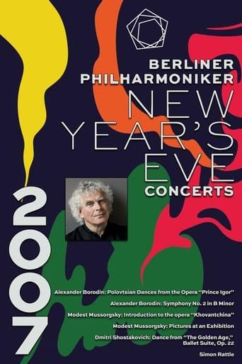 The Berliner Philharmoniker's New Year's Eve Concert: 2007