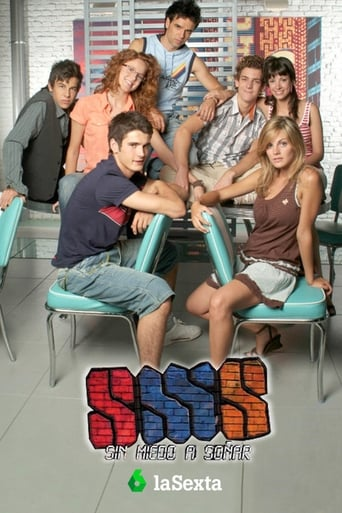 Poster of SMS: Sin miedo a soñar