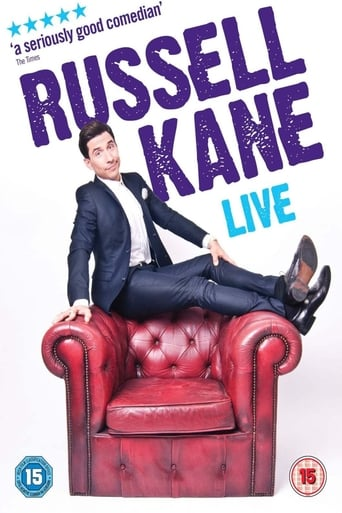 Poster of Russell Kane Live