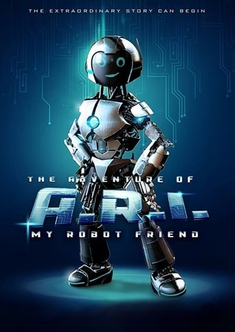 The Adventure of A.R.I.: My Robot Friend Poster