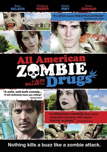 Poster of All American Zombie Drugs