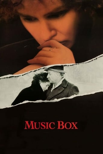 Poster of Music Box