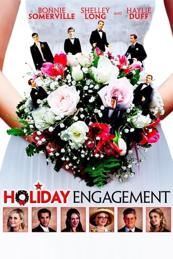 Poster of A Holiday Engagement