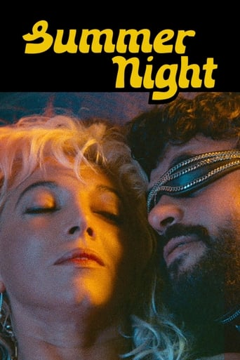 Summer Night with Greek Profile, Almond Eyes and Scent of Basil Movie Poster
