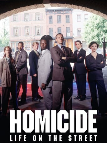 Capitulos de: Homicide: Life on the Street