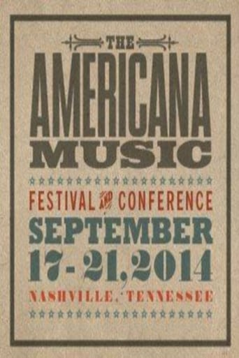 Poster of ACL Presents: Americana Music Festival 2014