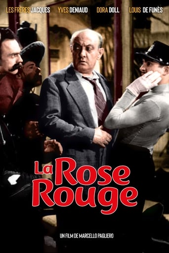 Poster of The Red Rose