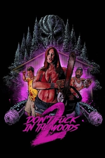 Poster of Don't Fuck In The Woods 2