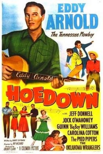 Poster of Hoedown