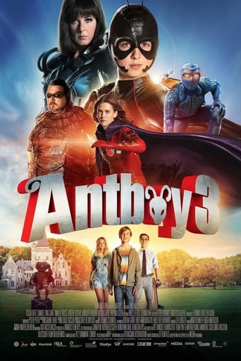 Antboy: Le combat final streaming