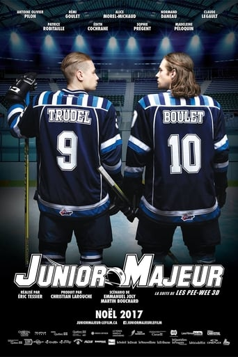 Poster of Junior Majeur