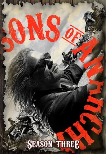 Anarchijos vaikai / Sons of Anarchy (2010) 3 Sezonas