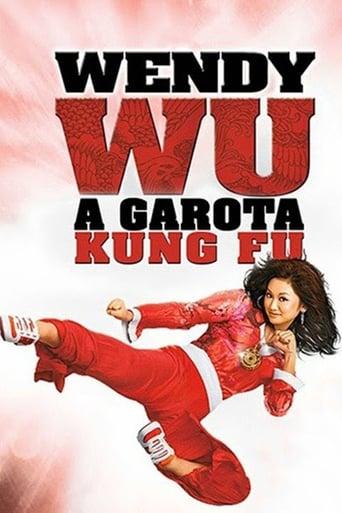 Wendy Wu: A Garota Kung Fu - Poster