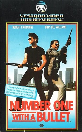 Poster of Number One with a Bullet