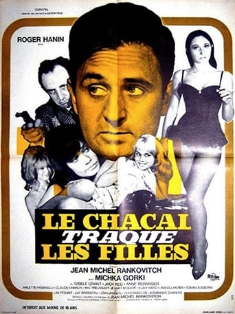 Poster of Le chacal traque les filles