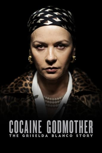 Poster of Cocaine Godmother