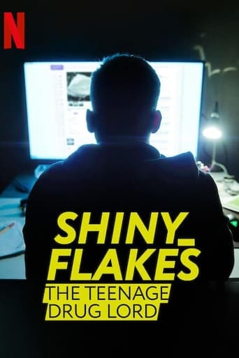 Poster Shiny_Flakes: The Teenage Drug Lord