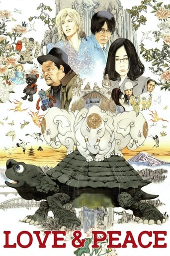 Poster of Love & Peace