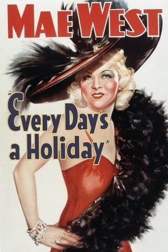 Poster of Every Day's a Holiday