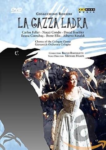 Poster of La Gazza Ladra