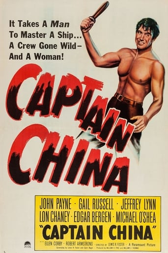 Poster of Captain China